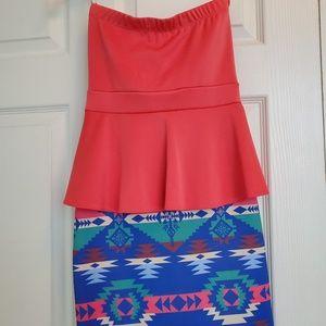 Adorable tribal dress